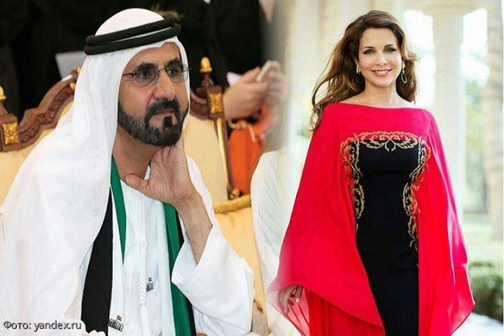 Жена эмира Дубая сбежала в Германию с двумя детьми и $40 млн