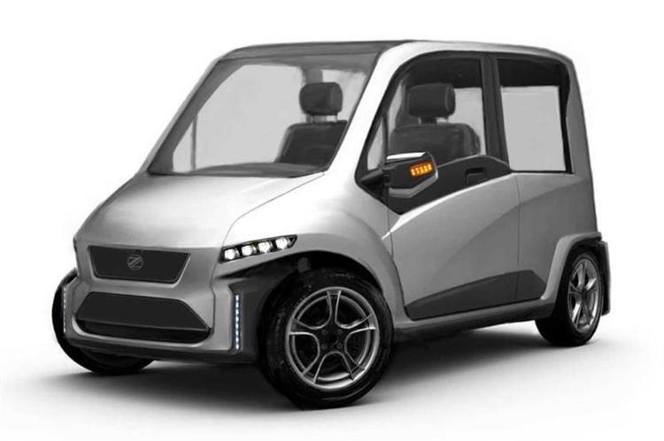 Zetta – новый российский автомобиль
