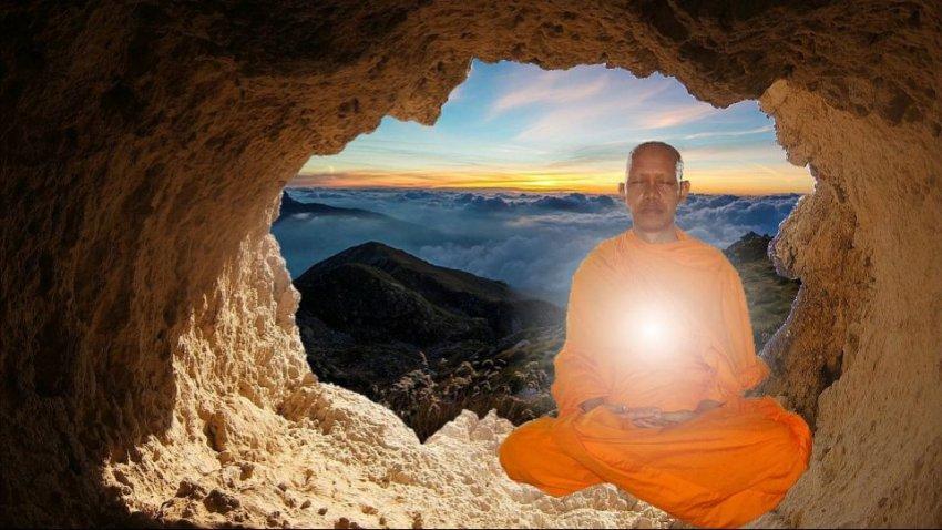 Самомумификация японского монаха: он воскреснет через 6 миллионов лет
