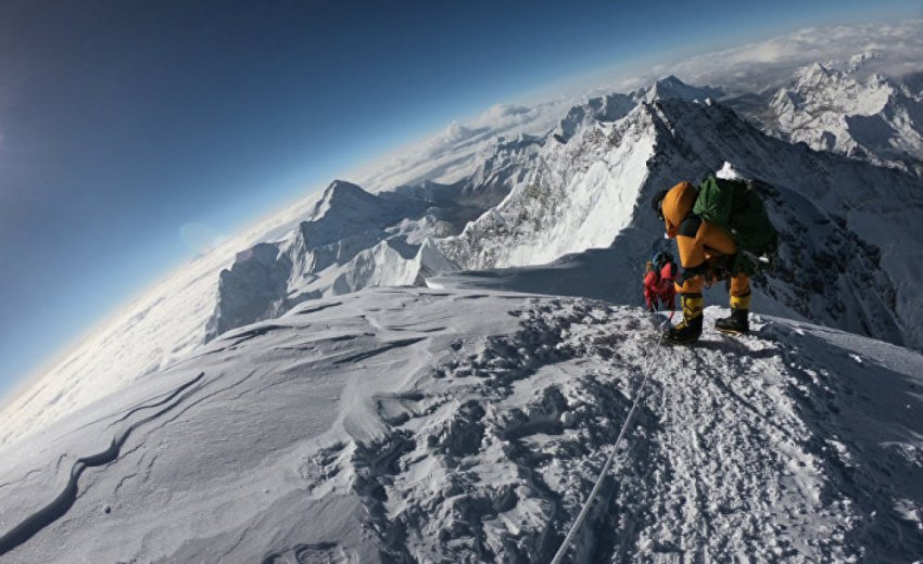 «Зона смерти» горы Эверест унесла более 300 жизней