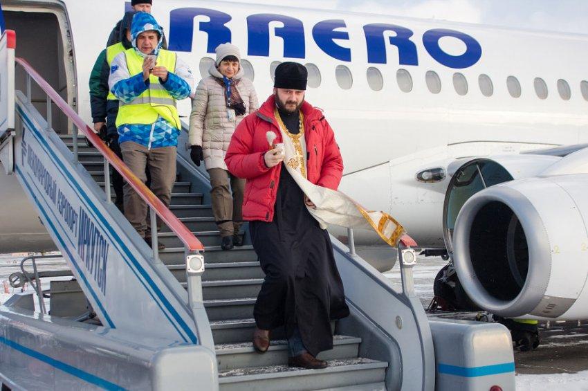 РПЦ одобрила идею присвоения самолётам имён святых
