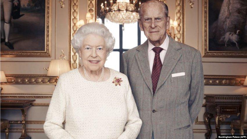 Королева Елизавета II и ее муж: необычные факты о королевском браке