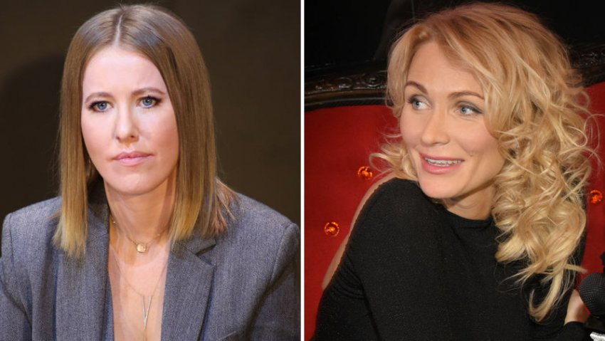 Катя Гордон назвала Ксению Собчак «старой и страшной»