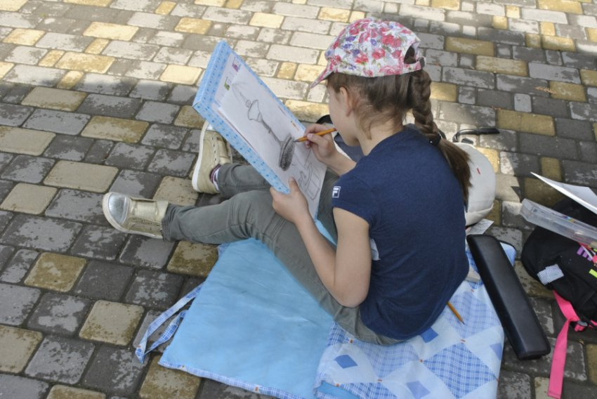 В Кисловодском парке отметили День эколога
