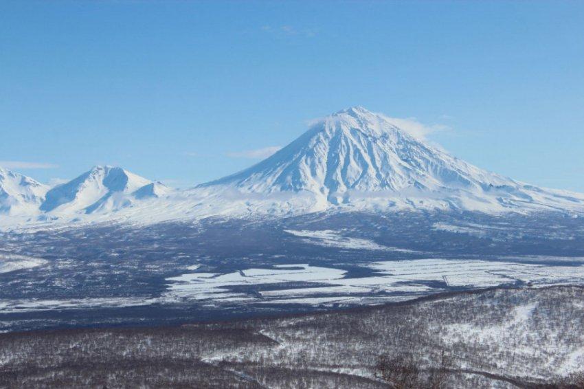 На Камчатке ученые из Сибирского отделения РАН предсказали мощное извержение вулкана