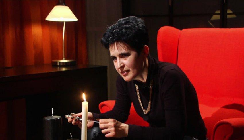 Финалистка «Битвы экстрасенсов» Елена Голунова вышла замуж