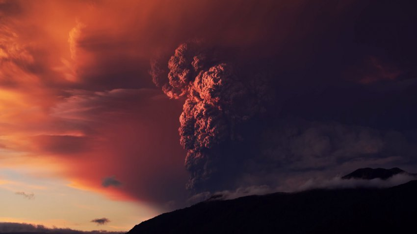 Камчатка скоро повторит судьбу Помпеи: на территории просыпается вулкан