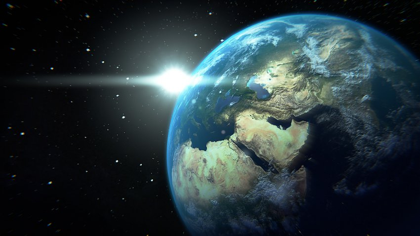 Обман столетия раскрыт: Земля имеет квадратную орбиту
