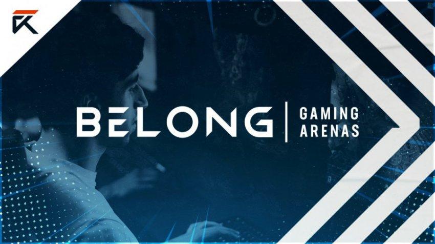 Excel Esports добавляет Belong Gaming Arenas в качестве партнера по арене
