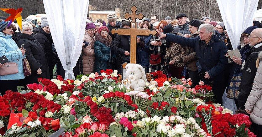 """В Сеть проник фейк о """"чудесном исцелении"""" на могиле Началовой"""