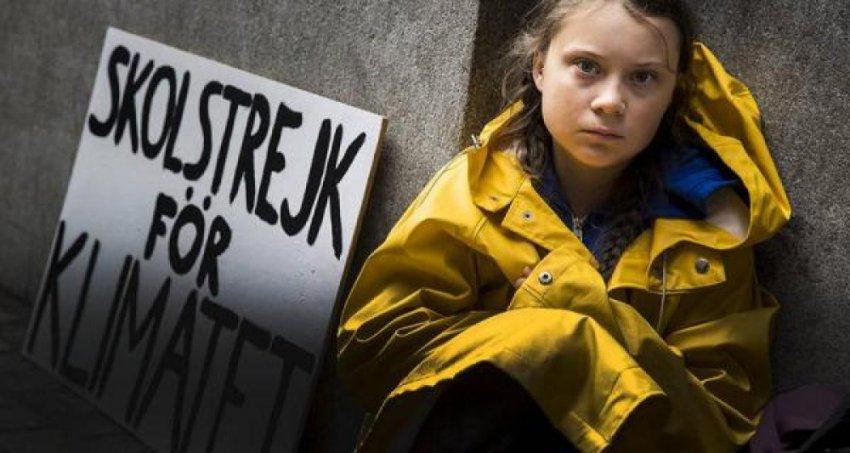 Проект «Грета Тунберг» за климат приобрёл квазирелигиозный характер