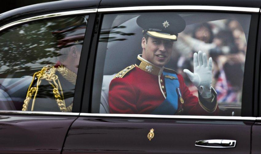 Кортеж принца Уильяма и Кейт Миддлтон сбил 83-летнюю женщину