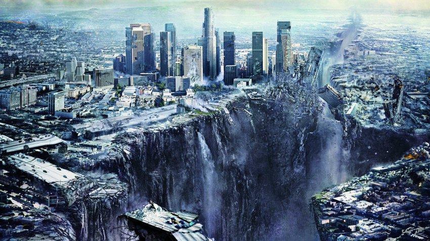 Странный феномен: землетрясения там, где их не должно быть