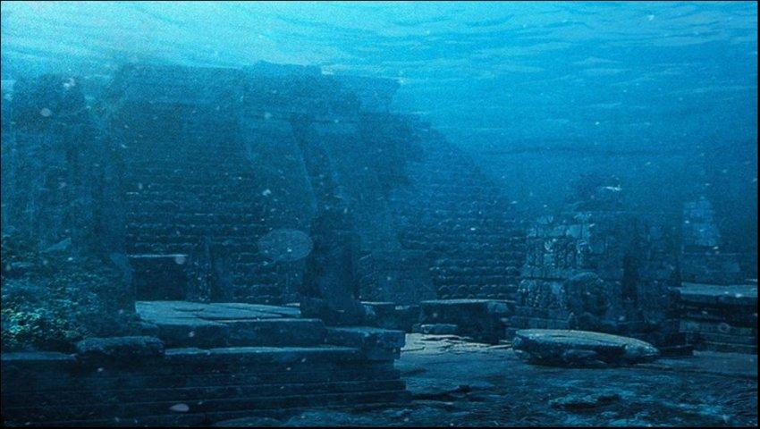 Атлантида каменного века: удивительная находка в Северном море