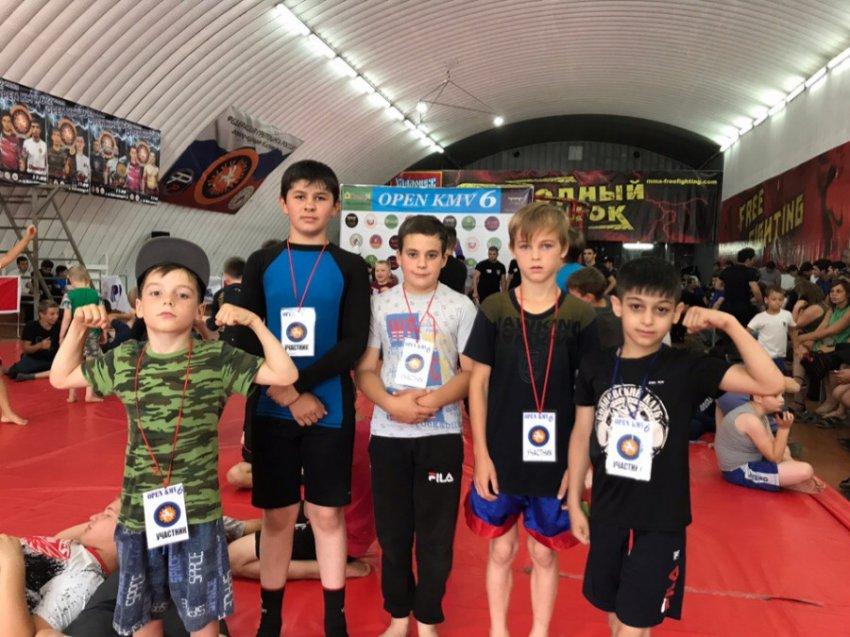 Мастер-классы по грэпплингу прошли в Кисловодске