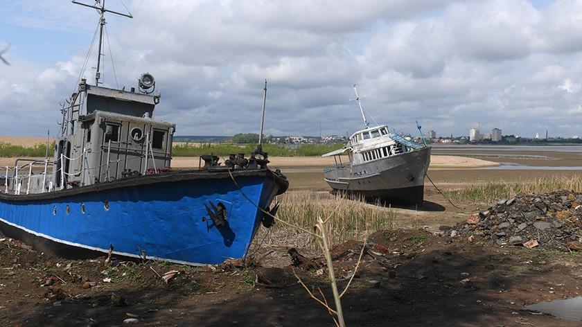 Почему мелеет Волга и другие крупнейшие российские реки