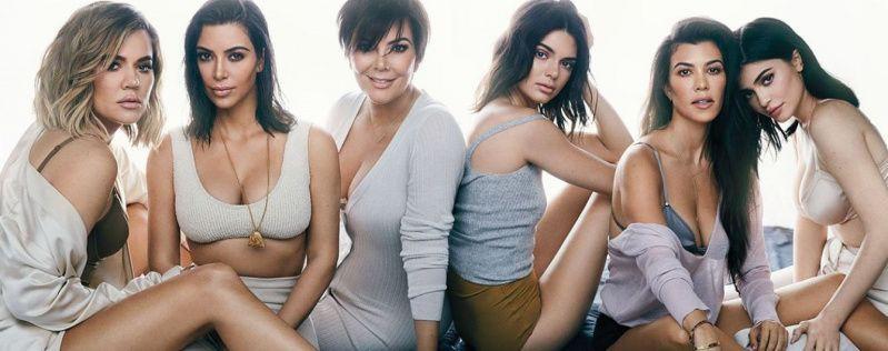 Грядет новая эра: Ким Кардашьян, не желая терять рейтинги, копирует внешность младшей сестры