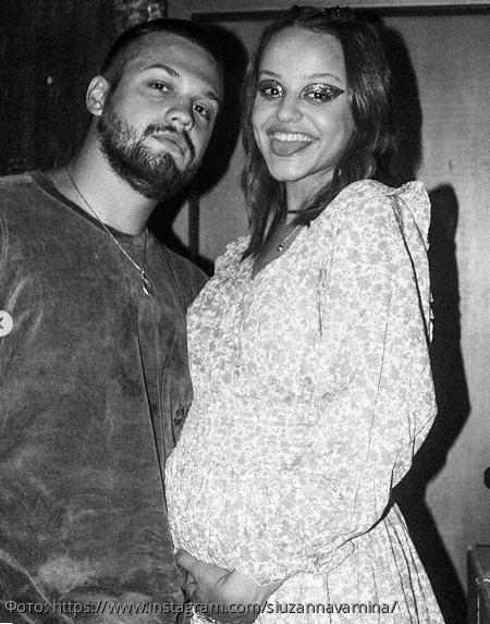 Певица Сюзанна подтвердила факт беременности
