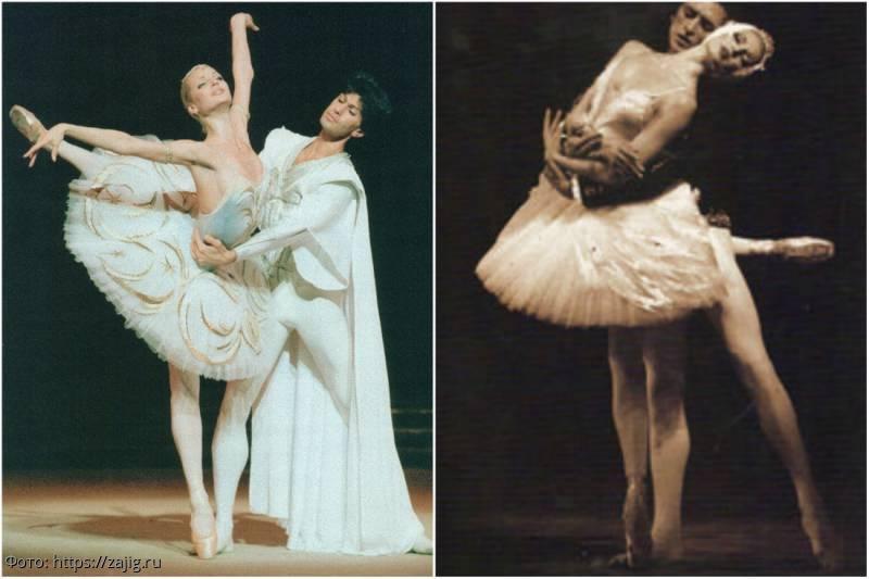 Цискаридзе вспомнил, как учил молодую балерину Настю Волочкову