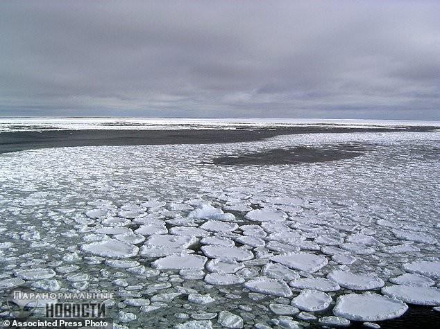 За три года Антарктида потеряла лед на площади размером в Мексику - Paranormal-news.ru