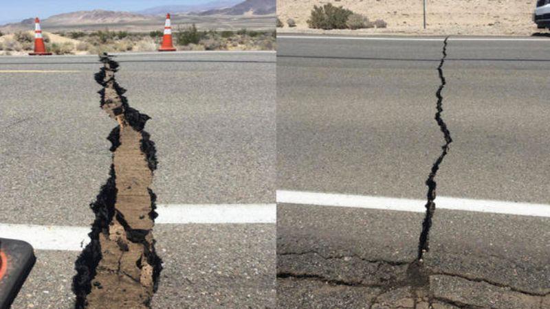 Два сильных землетрясения подряд в Калифорнии: ученые говорят о продолжении сейсмической активности