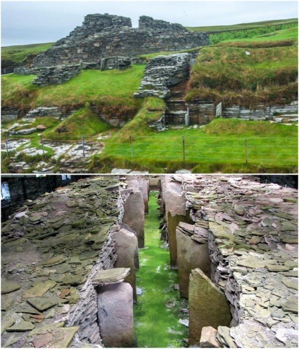 10 сооружений из прошлого, которые считались старыми даже для древних египтян и греков