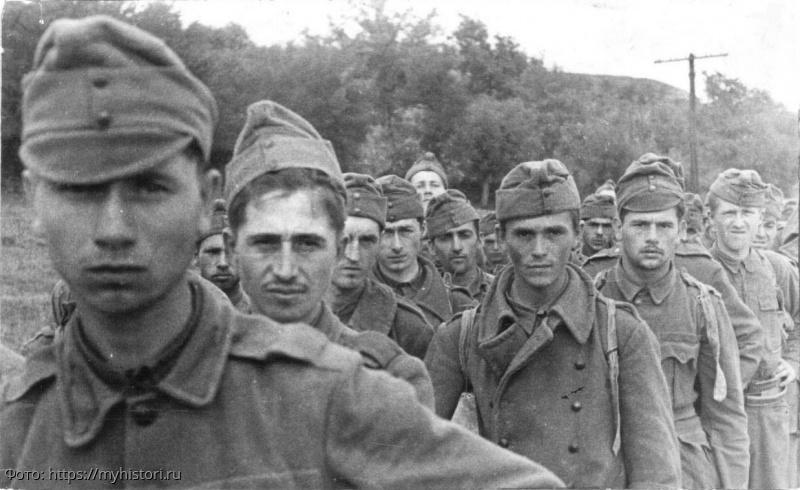 В плен не брать: почему венгров, воевавших за Гитлера, считали хуже фашистов