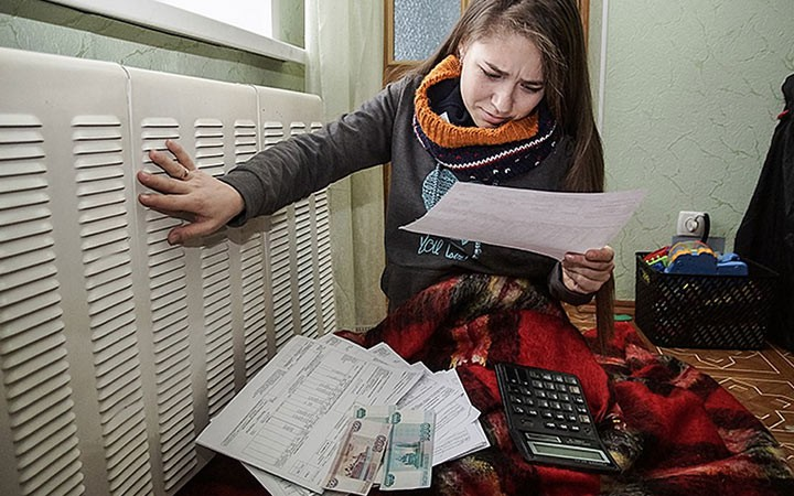 В России хотят пересчитать цены на отопление
