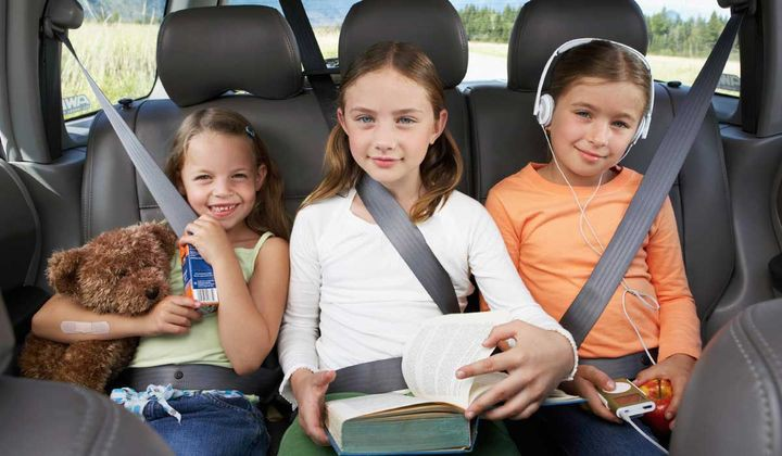 Штрафы и правила перевозки детей в автомобиле в 2019 году