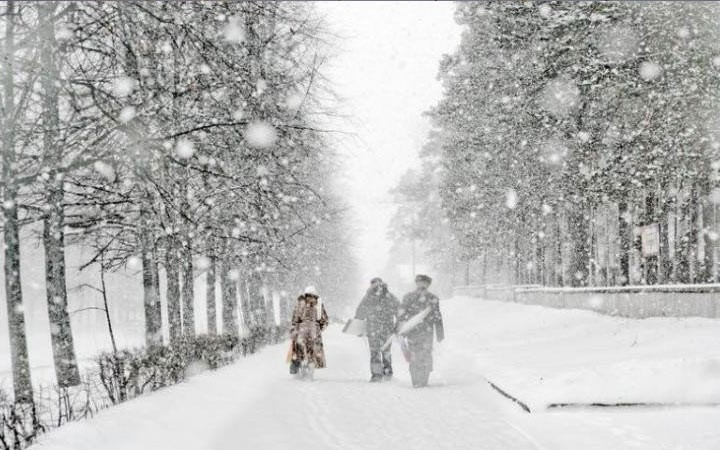 Погода в январе 2019 года в Москве