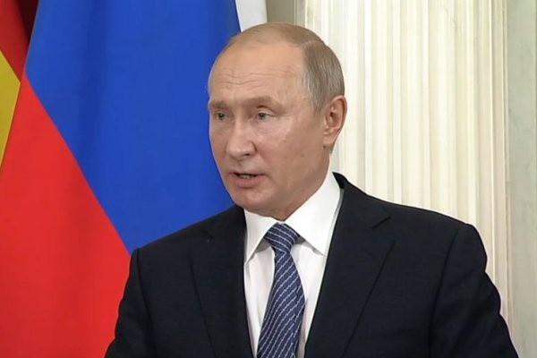 Путин ответил Зеленскому на предложение провести переговоры