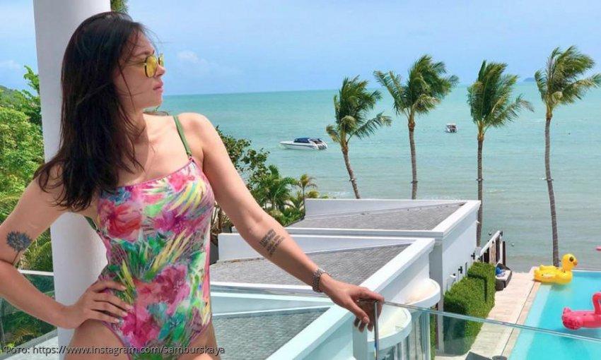 Настасья Самбурская жалуется на невозможность вернуться домой из Таиланда