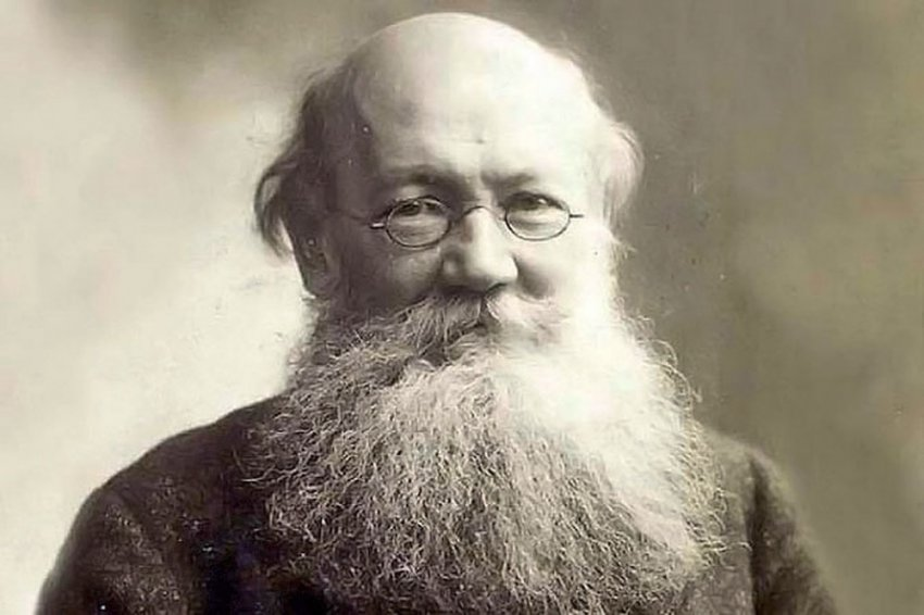 Труд будущего: Представление анархиста Кропоткина в конце XIX
