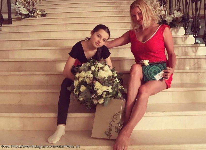 Анастасия Волочкова пожаловалась на отсутствие целей у своей дочери Ариадны
