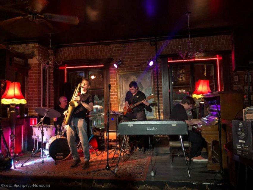 В Москве прошел джазовый концерт квартета PLANCK'sTONe
