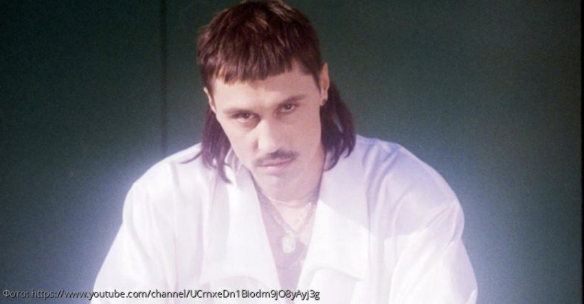 Дима Билан возродил стиль 90-х в своем новом клипе
