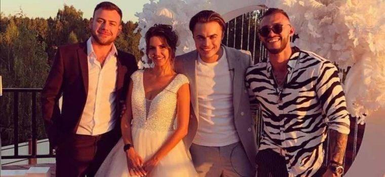 Экс-участница проекта «Дом-2» Майя Донцова осуществила свою мечту о пышной свадьбе