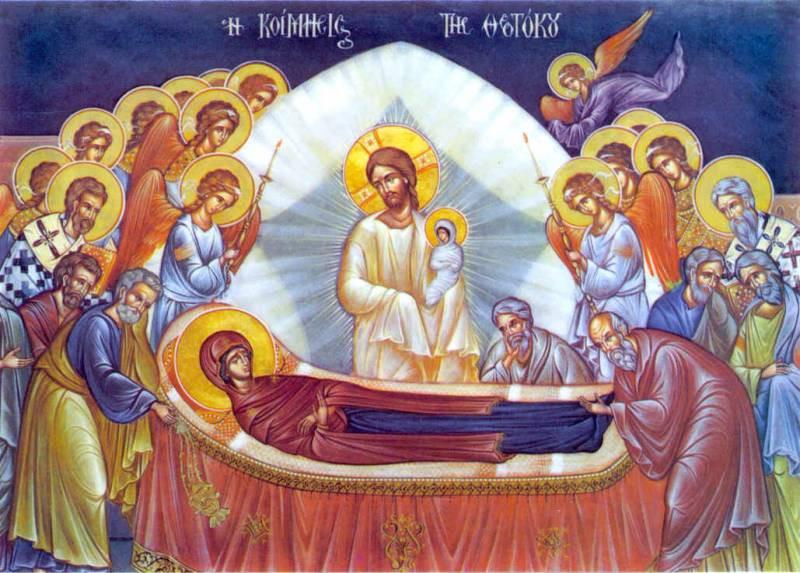 Многие верующие озадачены вопросом, что можно кушать на Успение Святой Богородицы 28 августа