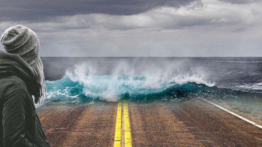 Течение Гольфстрим замедляется: воды в Атлантическом океане будет больше, зимы станут холоднее