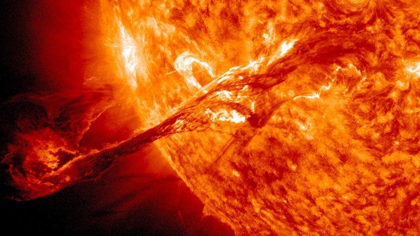 В сентябре на Землю обрушатся две сильные магнитные бури: опубликованы даты