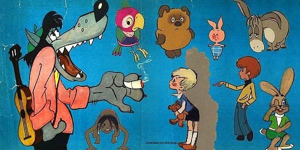 Реальные люди, которые подсказали образ для любимых героев детства