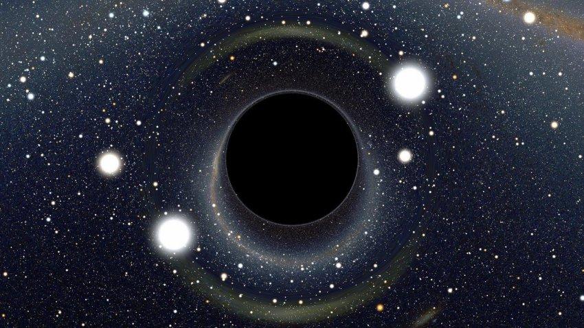 Наша Вселенная находится в черной дыре: ученый сделал громкое заявление