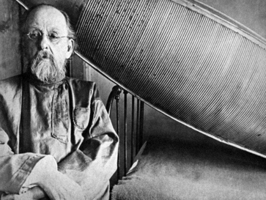 Космическая душа - изобретатель и философ Циолковский