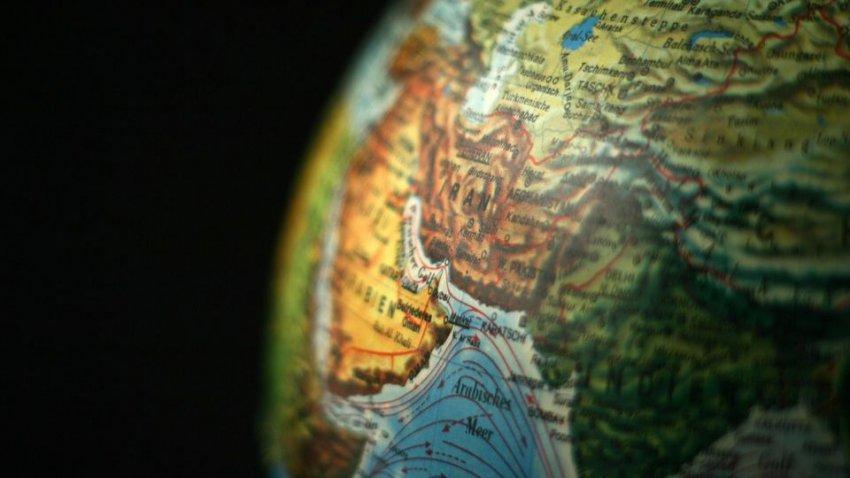 Под плитой Евразии обнаружен древний континент