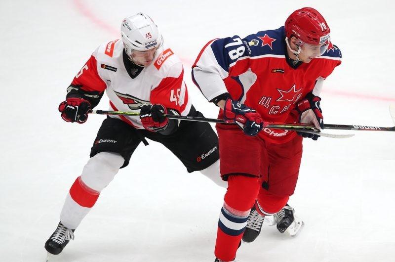 Авангард – ЦСКА 27 октября 2019 года: прямая онлайн трансляцию матча КХЛ
