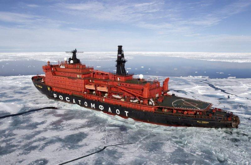 Северный морской путь может обеспечить России развитие национальной экономики и безопасность границ