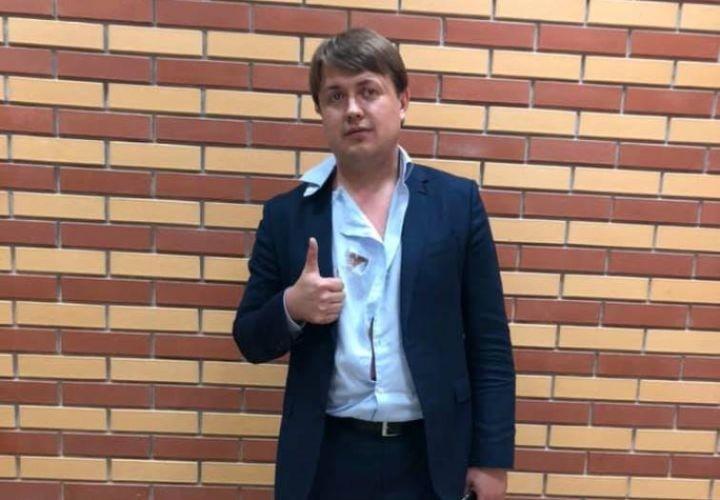 Ляшко подрался с депутатом Рады от партии «Слуга народа»