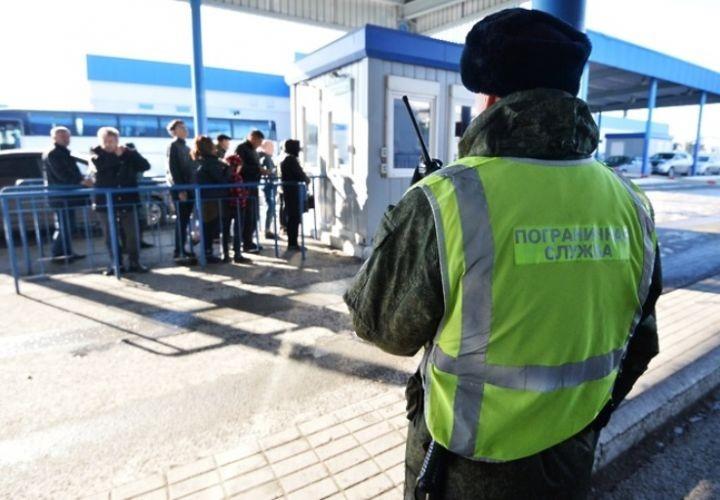 В этом году на границе РФ выявлено почти 2 тыс. инфекционных больных