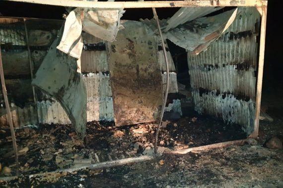 На Кубани четыре человека сгорели из-за неисправной печки-буржуйки