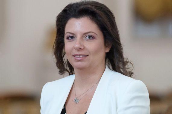 Маргарита Симонян показала видео с 1,5-месячной дочерью